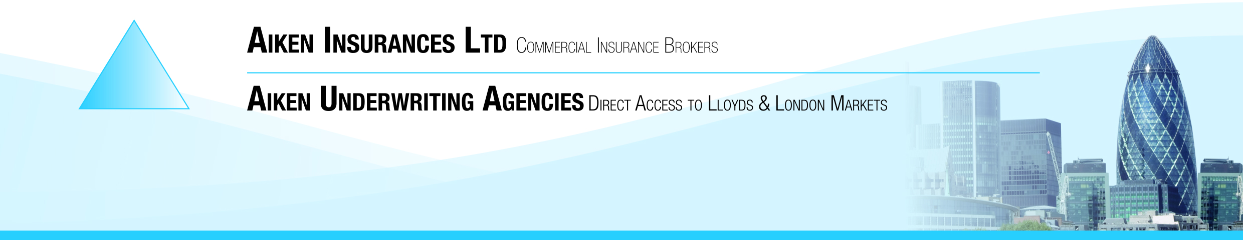 Launch of Aiken Insurances Ltd
