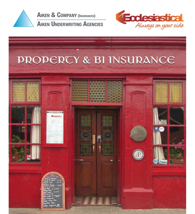 Property and BI Insurance for Public Houses